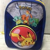 ☘ 1 шт ☘ Відмінний рюкзак Pokemon (Німеччина), розмір: 25 × 30 × 14 cm