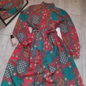 Богатый дорогой крутой костюм под ретро блуза+юбка+пояс пуговицы в камни покупался в Италии за 140$