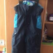 брюки, комбинезон, флис на спинке, р. 18 месяцев 86 см, gagou tagou. состояние отличное