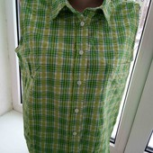 Sri Lanka. Натуральная рубашка-безрукавка, 100%котон.размер наш 48,50/52
