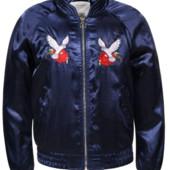 Модная ветровка-куртка на синтапоне glo-story 134-140 р.