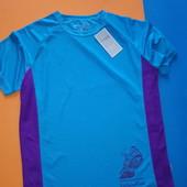 Легкая дышащая спорт футболка для спорта' отдыха евр М на 48-50