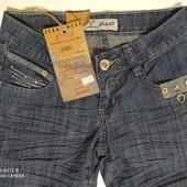 """Новые! Джинсы """"L.V.E jeans"""" size 25 (уп-10%)"""
