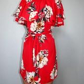 Качество! Романтическое платье/открытые плечи в новом состоянии