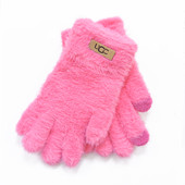 """Детские перчатки """"Fur"""" 3 цвета"""