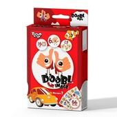 """Настольная развлекательная и супер веселая игра""""Doobl image mini: Multibox"""".12 вариантов игр."""