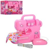 """Детская музыкальная швейная машинка""""Маленький Модельер!"""" Шьет, с световым и звуковым эффектом!"""