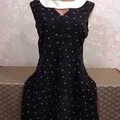 Симпатичное женское платье, размер м