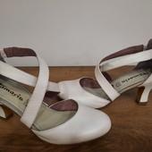 Кожаные туфли Tomaris, 37р 24 см