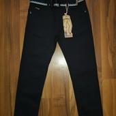 Демисезонные брюки для мальчиков, р 134 производство Венгрии, Таурус