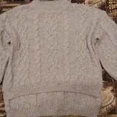 Интересный свитерок Lindex р.M,L смотрите замеры
