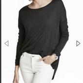 Базовый свитерок h&m s