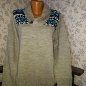 Мужской свитер, размер 52-54