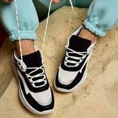 стильные женские кроссовки весна