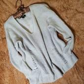 свитерок рванка размер оверсайз