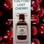 Парфюмерный шедевр-Tom Ford Lost cherry! Сладость, соблазн и неутолимое желание!