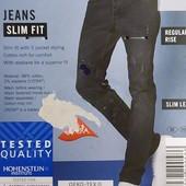"""Стильные модные мужские джинсы """"slim fit"""" Livergy Германия размер 50 (34/34)"""