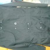 хороший котоновый пиджак черного цвета