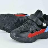 Утепленные ботинки 25-27р