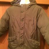 Куртка. холодная весна, 5 лет 110 см, Baby Gap. cостояние хорошее