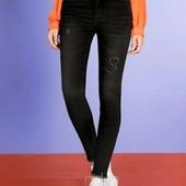 Качественные модные джинсы super skinny fit Esmara Германия, размер 44евро