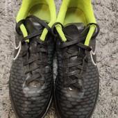 Футбольные сороконожки/бутсы/бампы Nike Magista [38.5р / 24см] Оригинал!