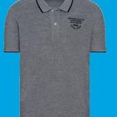 Суперовая мужская футболка рolo Livergy Германия размер M (48/50)