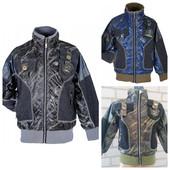 стильная куртка/ветровка синяя в лоте!