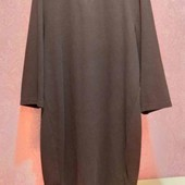 платье туника трикотаж на пышные формы
