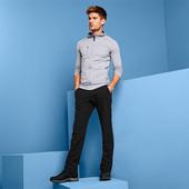 Качественные мужские брюки SoftShell, ecorepel®, Tchibo(Германия). Размер м