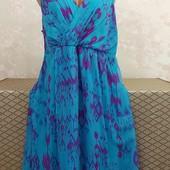 Симпатичное женское платье Per una, размер Л-хл