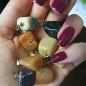 камни кулоны, натуральные