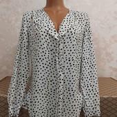 Блуза женская в горошек Papaya, размер С