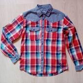 Модная рубашка, качество люкс