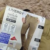 ФФ141.Стильные мужские брюки livergy Германия