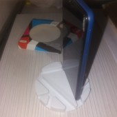 многофункциональная круглая подставка под телефон.1шт.