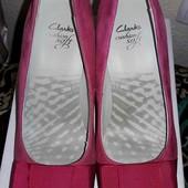 Стильные туфли. Clarks.  36р