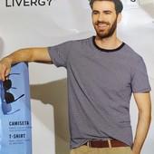 Отличная мужская футболка Livergy Германия размер S (44/46)
