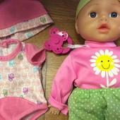 Кукла 30 см с одеждой