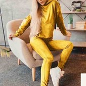 Женский костюм Philipp Plein . р ,48,50 Цвет горчица