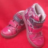 Демисезонные ботиночки, стелька 14,5 см