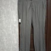 Фирменные новые красивые мужские брюки р.40-32 на пот-50-51, поб-62
