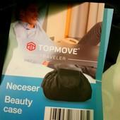 Top move Германия Мягкая компактная сумочка под косметику в дорогу