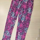 Зимняя распродажа летних вещей! Pepperts штаны гаремки на 134-140 см