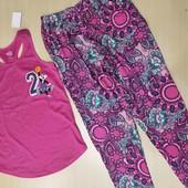 Зимняя распродажа летних вещей! Pepperts одним лотом штаны и майка 146-152 см