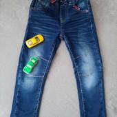 Трикотажные джинсы Next 2-4 года