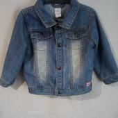 Классная джинсовая курточка на мальчика! Смотрите есть много интересных лотов!