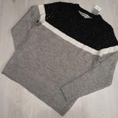 Германия! Тёплый мужской свитер размер Xl 56 по бирке