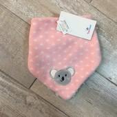 ☘ Лот 1 шт ☘ Пухнастий шарф-кутик від Topomini (Німеччина), onesize