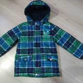 Демисезонная курточка фирмы Lupilu на 5-6лет.